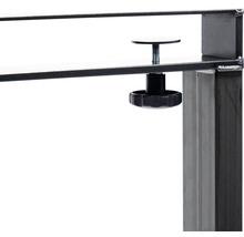 Piètement de table VEBA Old Dutch pieds de table en forme de U bois 220 x 80 cm marron-thumb-6