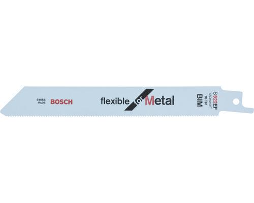 Lame de scie sabre Bosch S 922 EF pack de 2