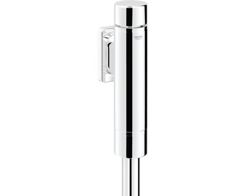 """Chasse d''eau à bouton poussoir pour WC GROHE Rondo A.S. chromée 3/4"""""""