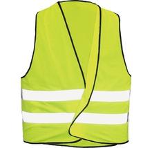 Gilet de sécurité jaune fluo, taille universelle-thumb-0