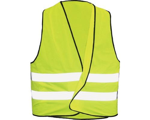 Gilet de sécurité jaune fluo, taille universelle