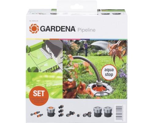 Set de démarrage GARDENA pour pipeline de jardin