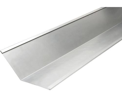 PRECIT Aluminium Kehlblech 1000 x 185 x 185 mm