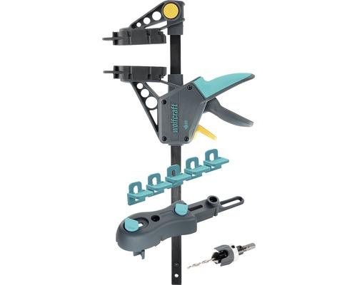 Kit de construction pour terrasse Wolfcraft 10 pcs