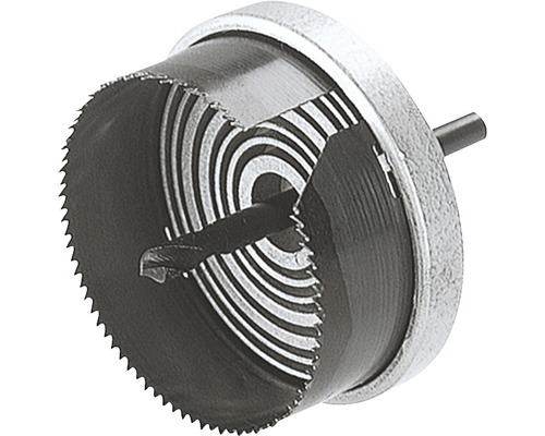 Scie cloche standard en métal Wolfcraft Ø 67mm