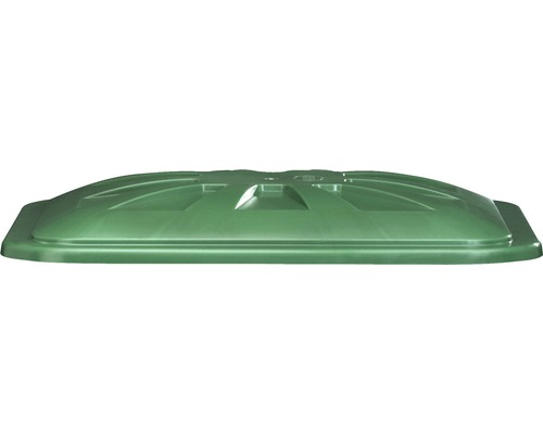 Couvercle pour récupérateur d'eau de pluie GARANTIA carré 300 l vert