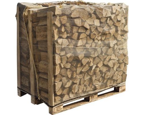 1 stère de bois de cheminée, mélangé