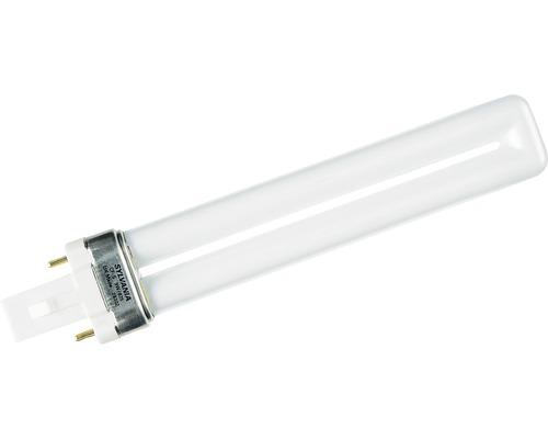 Ampoule économique compacte G23 7 W blanc neutre-0