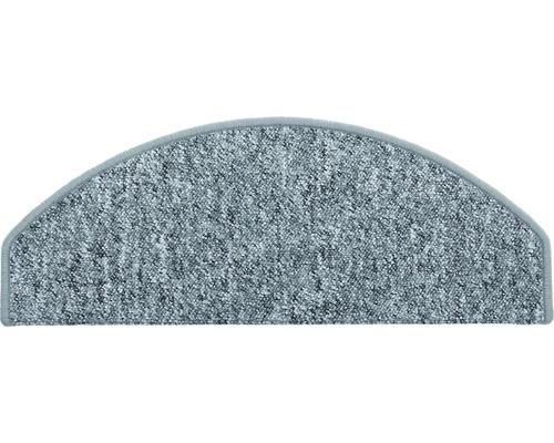 Marchette d''escalier Camp gris chiné 28x65 cm