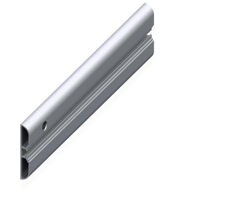 Alfer coaxis®-Profil breit, B 60 x T 10 x L 1000 mm, Aluminium blank