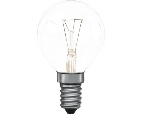 Lampe pour four E14 40 W jusqu''à 300° transparent