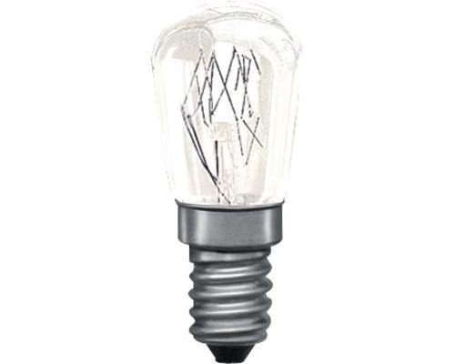 Lampe pour four E14 15 W jusqu''à 300° transparent
