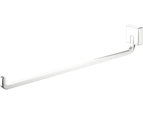 Porte-serviettes acier inoxydable poli Impuls