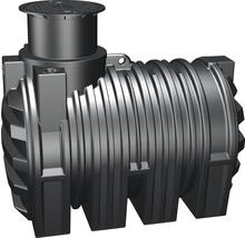 Réservoir d'eau usée adapté aux eaux souterraines 3000 litres GET 3.2