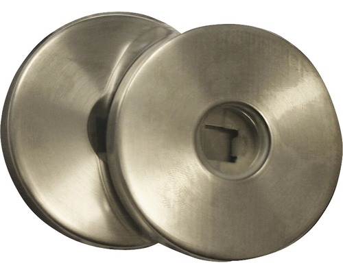 Rosace ovale Ø 55 mm acier inoxydable