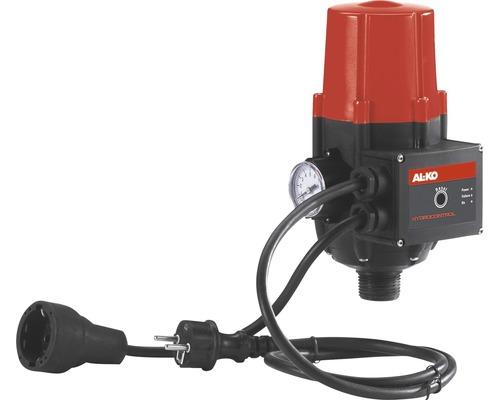 Interrupteur à bouton poussoir/Hydrocontrol AL-KO