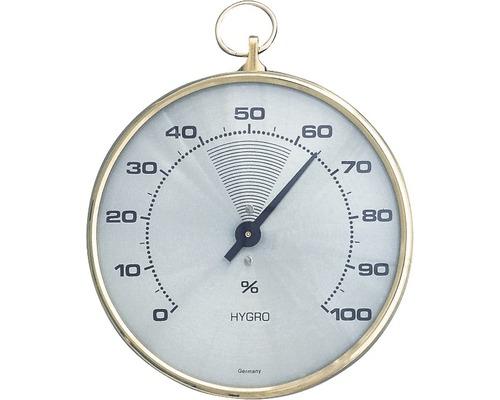 TFA Thermomètre/hygromètre bimétal, plastique