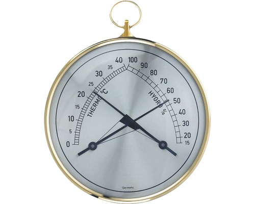 Thermomètre hygromètre TFA Klimatherm