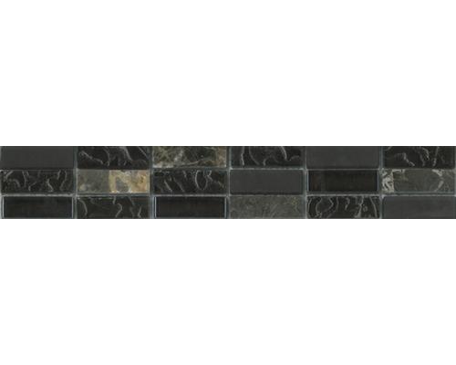 Bordure Carrara beige 30x4,8 cm