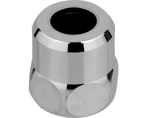 """Raccord de serrage conique 3/8""""x10mm chromé"""