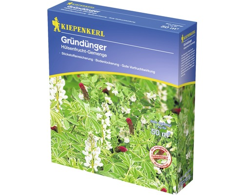 Engrais vert mélange légumes secs Kiepenkerl, 1kg