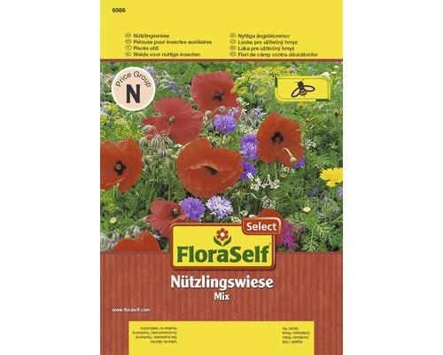 Prairie pour insectes auxiliaires, mélange, semences de fleurs FloraSelf®