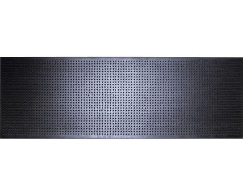 Marchette d''escalier Gomma noir 28x75 cm