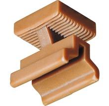 Patte de montage Konsta brun, 25 unités-thumb-2