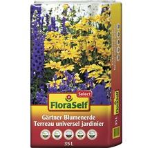 Gärtnerblumenerde FloraSelf Select, 35 L-thumb-1