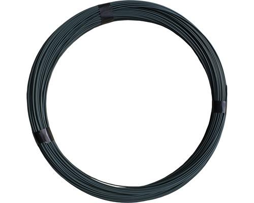 Spanndraht PVC 2,0 mm 50 m