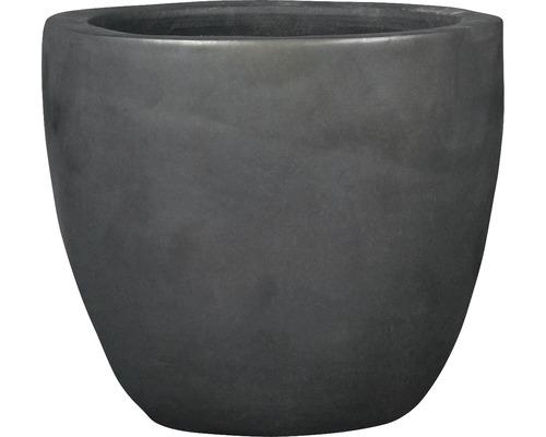 Pot de fleurs Stockholm Ø 30 cm, anthracite