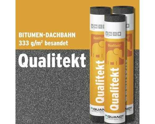Bitumen Dachpappe Qualitekt 333 gr/m² besandet Rolle = 10 m²