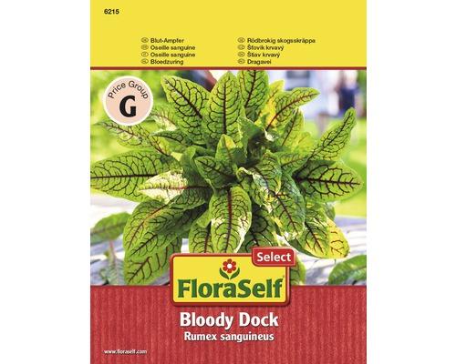 Patience des bois, semences de salades FloraSelf®