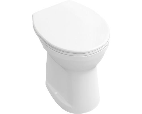 Villeroy & Boch Flachspül-WC Omnia Classic weiß stehend 76191001