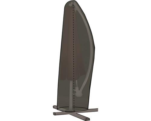 Housse de protection pour tous les temps pour parasol déporté 212x90x22cm