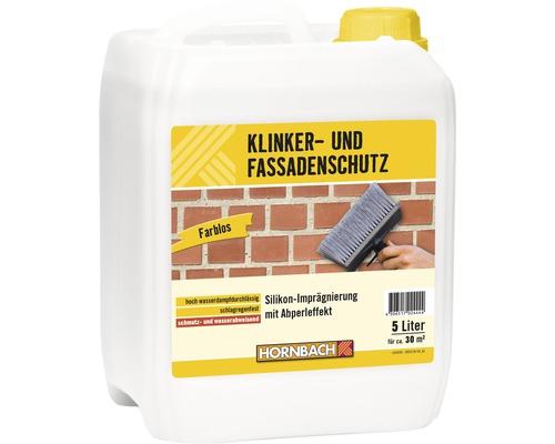 Protection pour klinkers et façades 5 l