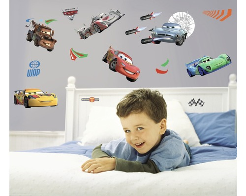 Sticker mural Cars2