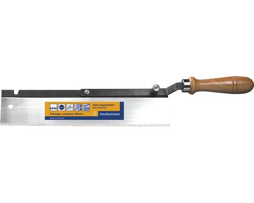 Scie fine églantier 250 mm pliable