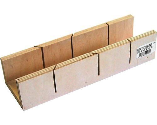 Boîte à onglets bois 245 mm