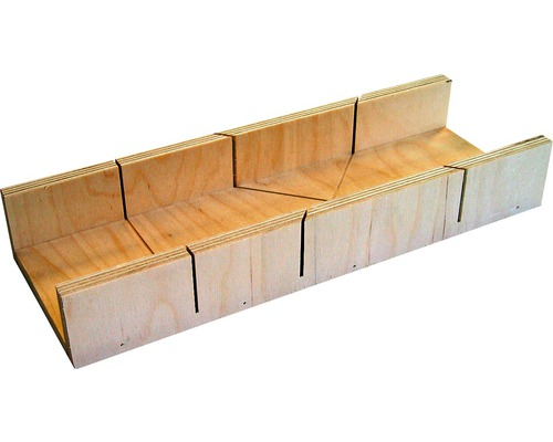 Boîte à onglets bois 350 mm