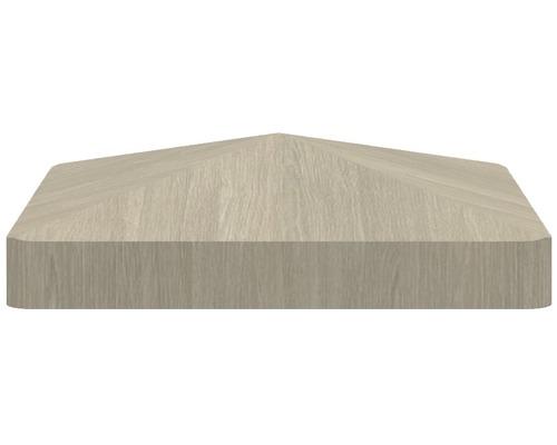 Couvre poteau BasicLine, 8,7x8,7 cm, sheffield oak