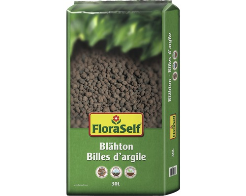 Argile expansé FloraSelf®, 30 l
