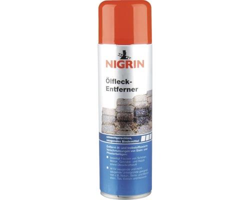 Détachant pour taches d''huile RepairTec Nigrin 500 ml