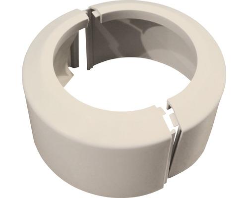 Rosette rabattable en PVC pour WC pergamon