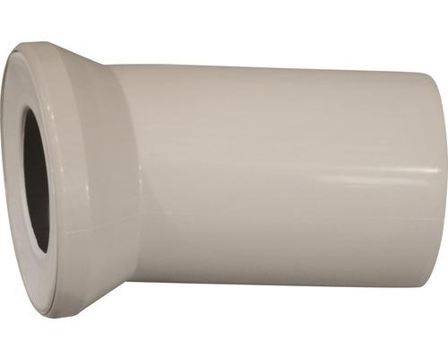 Uni-WC-Anschlussbogen 22° beige