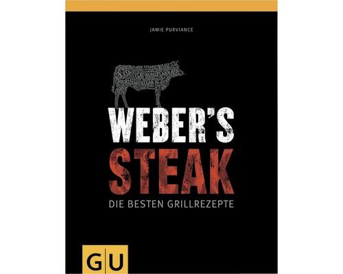 Livre Weber´s Steak & Sides