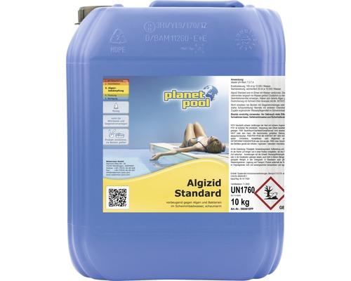 Algicide standard peu moussant, 10l