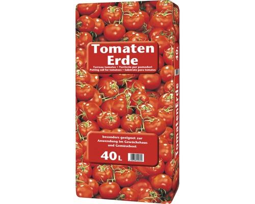 Tomaten-und Gemüseerde für Gewächshaus und Gemüsebeet 40 L