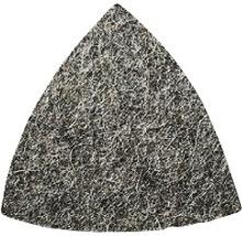 Feuille abrasive non-tissée triangulaire Bosch 93 x 93 x 93 mm, grain 100, sans perforation, lot de 50-thumb-0