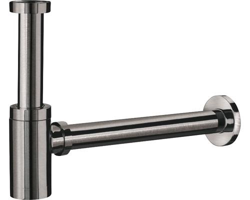 "Siphon design Items 1 ¼"" - acier inobrossé"